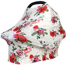 baby car seat cover canopy