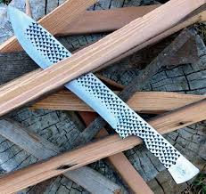 make a bowie knife in 10 steps blade