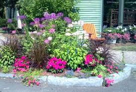 marvelous small perennial garden plan