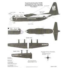 Superscale 72896 Kc 130t Hercules 1 164763 Blue Angels Decals 1 72 The Largest Choice With 1001hobbies Com