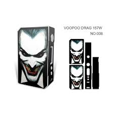 Skin Decal Vinyl Wrap For Voopoo Drag 157w Tc Resin Reg Vape Mod Stickers Skins Cover Colorful Space Gasses 8 Wish