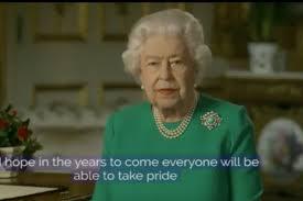 Watch the Queen's coronavirus speech ...
