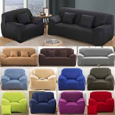 fashion 1 2 3 4 seats recliner covers
