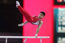 olympics bound carlos yulo lands 10th