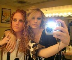 tay and abigail - Taylor rapide, rapide, swift photo (35617694 ...