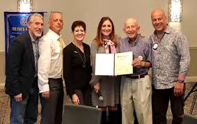 """Jan Savarick on Twitter: """"FL District 22 Director for @RepTedDeutch , Wendi  Snyder Lipsich, recognized 2019 OPAL Award Winner at The Rotary Club of  Boca Raton. Congratulations Art Polacheck for putting """"SERVICE"""