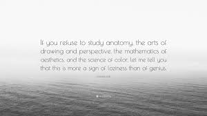 """salvador dali quote """"if you refuse to study anatomy the arts of"""