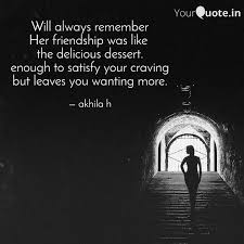 will always remember her quotes writings by akhila h