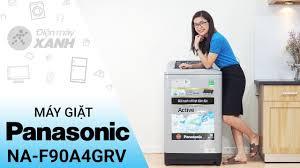 Máy giặt Panasonic NA-F100A4GRV giá rẻ, có trả góp 06/2020