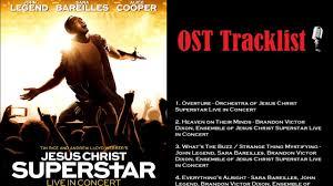 Jesus Christ Superstar Live in Concert ...