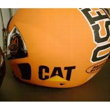 Cat Caterpillar Logo Sticker Decal For Cars Bikes And Laptop Helmet Stickers Logo Sticker Buy A Cat