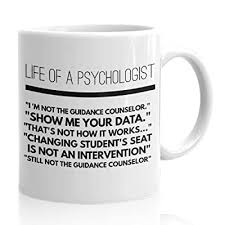 counselor coffee mug funny gifts for
