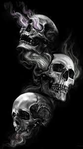 bad skull wallpapers on wallpaperplay