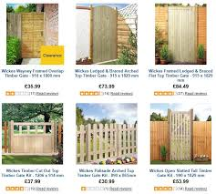 Sam Gage On Twitter Observation It S Surprisingly Hard To Find Fences With Matching Gates