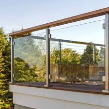 glass railing cost guide to frameless