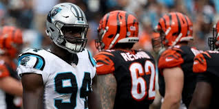 Efe Obada's path to the NFL started as a human-trafficking victim -  Business Insider