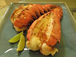 Sweet Serendipity: Broiled Lobster Tails