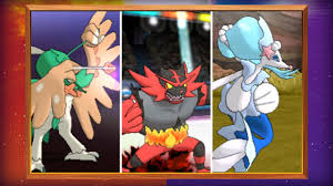 Pokemon Sun and Moon brings Red and Blue back for a full-circle franchise