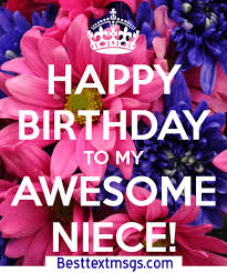 happy birthday niece images quotes wishes sms com