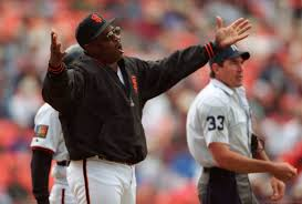 Dusty Baker's return to the Giants came with one condition