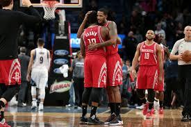 Houston Rockets 20-man Training Camp roster