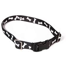 Replacement Receiver Collar Straps For All Brands Electric Dog Fences Black With White Bones Petsafe Invisible Fence More Up To 18 Neck Item Replacement By Extreme Dog Fence Walmart Com