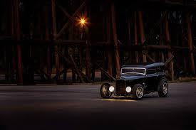 1932 auto automobile custom ford