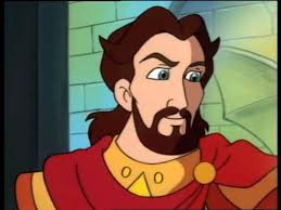 animated tv show about king arthur and