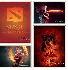 ᗔ Insightful Reviews For Wall Stickers Dota 2 And Get Free Shipping 78bif6h7