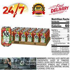 v8 pf v8j 1 vegetable juice pack of 24