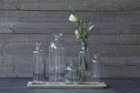 long glass centerpiece vases wedding