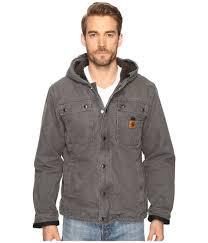 carhartt cotton bartlett jacket l