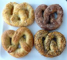 homemade soft pretzels four ways