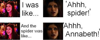 Annabeth Chase Funny Quotes. QuotesGram