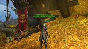 Battle for Azeroth: how to farm spare parts for more gold than you can spend