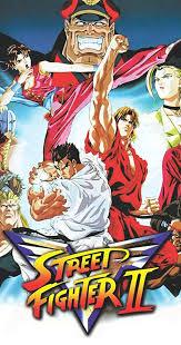 street fighter ii v tv series 1995