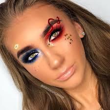 makeup artist rebecca capel makeup on