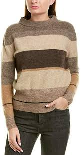 The striped sweater James Perse worn by Ivy Burns (Kathryn Newton) in Ben  is Back | Spotern