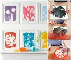 how to create wall art easy craft ideas