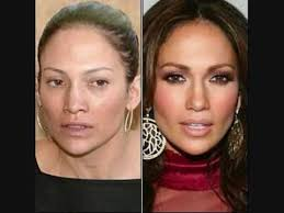 ugly celebs without make up