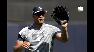 Aaron Hicks' 1st Yankee Stadium workout in 2019 - YouTube