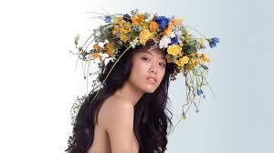 beauty editorial here es the bride
