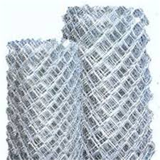 Galvanized Chain Link Fence 48 H X 50 Roll