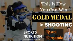 Shooting Nutrition: Importance of sports nutrition for shooters- Ryan  Fernando - YouTube