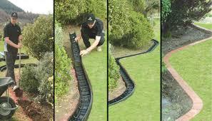 snap it garden edging