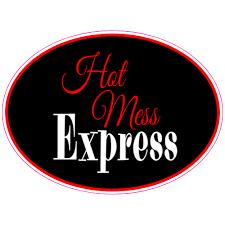Hot Mess Express Sticker U S Custom Stickers