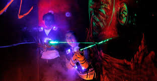 Paintball Laser Juegos Laser Para Cumpleanos Lasergune