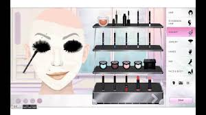 free sephora makeup on stardoll