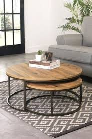 bronx nest of 2 coffee tables from