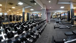 lifestyle fitness gym hugh baird college